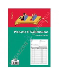PROPOSTE DI COMMISSIONE IN TRIPICE COPIA E 5237 A