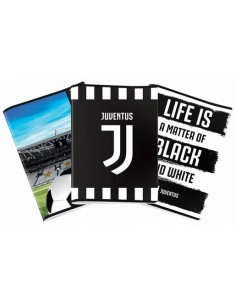 QUADERNO JUVE 10MM