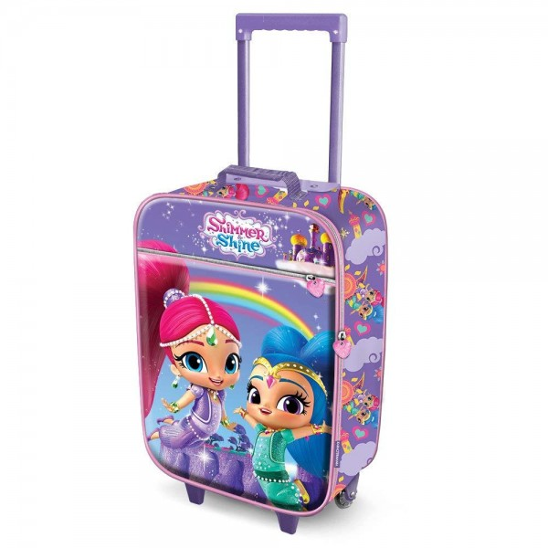 TROLLEY VIAGGIO SHIMMER AND SHINE