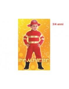 VESTITO BABY POMPIERE 61342