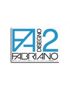 ALBUM FABRIANO F2 LISCIO 24 X 33