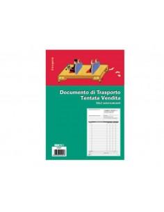 DOCUMENTO DI TRASPORTO TENTATA VENDITA 29,7 * 21 2C. E 5220 C